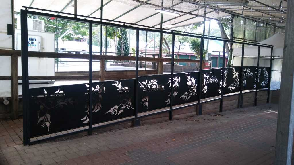 decorative privacy screens gumtree design gate fence fencing